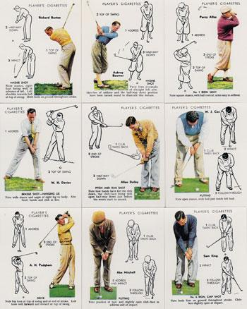 1930s-Ryder-Cup-golf-Great-Britain-Team-player-cigarette-cards-1-9
