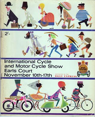 1962-international-cycle-and-motorcycle-show-programme-souvenir-guide-toy-fair-earls-court-london-november-motor-daily-express