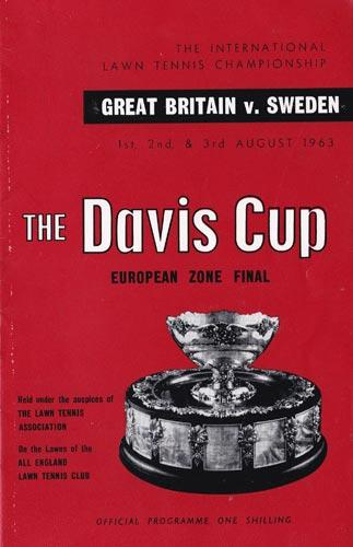 1963-Davis-Cup-tennis-memorabilia-european-zone-final-programme-all-england-club-lta-great-britain-sweden