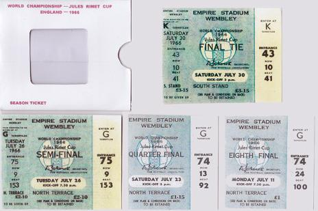 1966-World-Cup-Finals-football-memorabilia-Season-TIckets-Jules-Rimet-Trophy-Reproduction