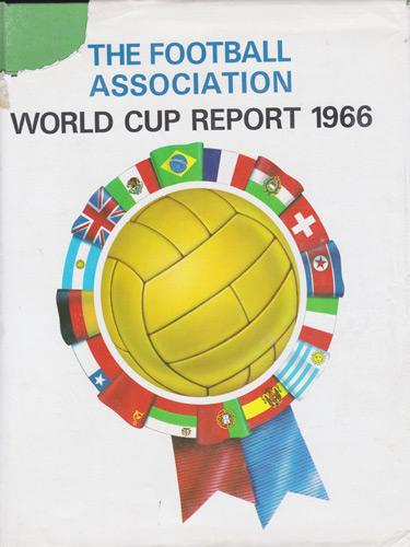 1966-World-Cup-Report-Football-Association-book-Heinemann-Harold-Mayes-Editor-1967-World-Cup-Finals-Memorabilia-England-Wembley-Stadium-Jules-Rimet-Trophy-FIFA
