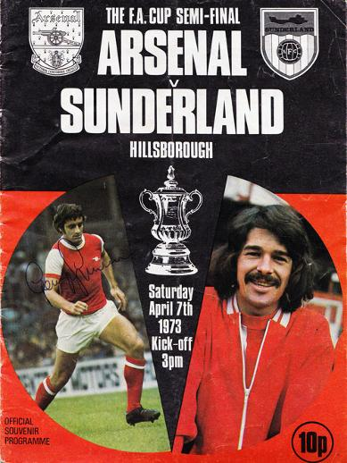 1973-Arsenal-FC-memorabilia-Gunners-FA-Cup-Semi-Final-George-Graham-signed-cover-autograph