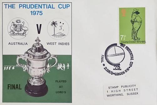 1975-prudential-world-cup-cricket-memorabilia-first-day-covers-fdc-west-indies-v-australia-final-lords-postage-stamps