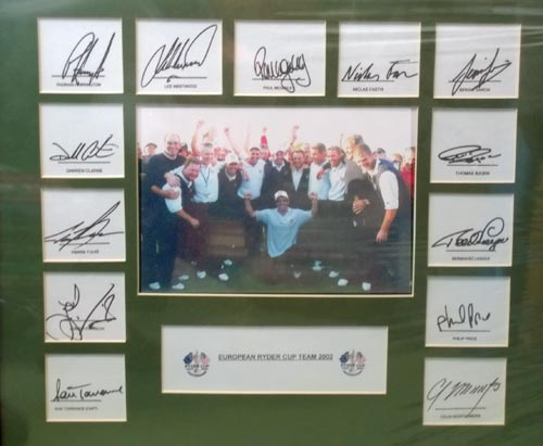 2002-Ryder-Cup-memorabilia-The-Belfry-GC-Europe-v-USA-signed-team-photo
