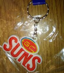AFL-Aussie-Rules-Gold-Coast-Suns-Keyring