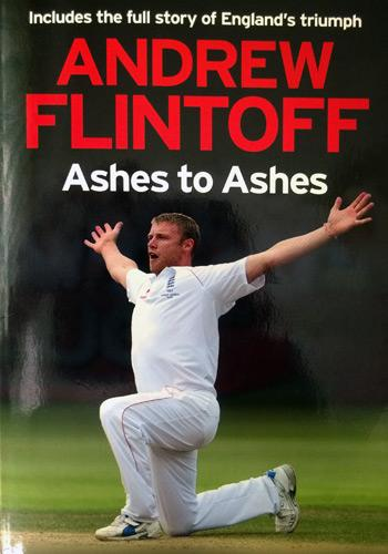 ANDREW-FLINTOFF-memorabilia-England-cricket-memorabilia-signed-autobiography-Ashes-to-Ashes-memorabilia