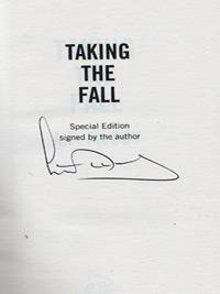 AP-McCoy-memorabilia-AP-McCoy-autograph-signed-novel-taking-the-fall-horse-racing-memorabilia-fiction-first-edition--AP-McCoy-signed-national-hunt-jockey-signature