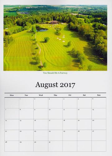 Alan-Igglesden-Brain-Tumour-Cancer-Charity-Westerham-Golf-Club-Calendar-2017-Kent-Cricket-Iggy-Golf-Day-Kevin-Igglesden-aerial-photo-fairway-clubhouse-wgc