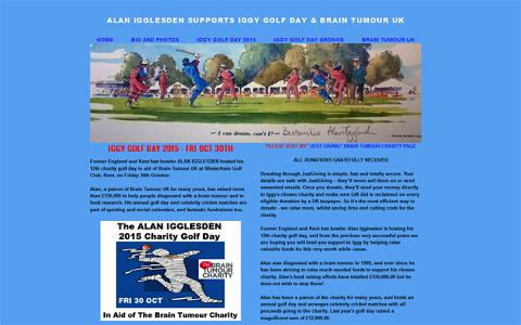 Alan-Igglesden-memorabilia-website-Iggy-Golf-Day-Brain-Tumour-Trust-Charity-Kent-Cricket-memorabilia-Uniquely-Sporting-Sports-Media