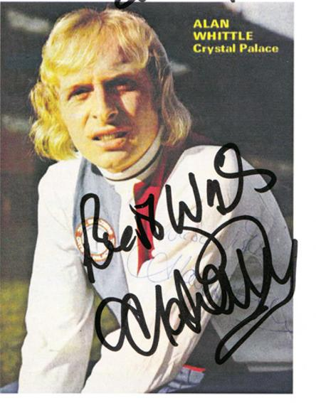 Alan-Whittle-autograph-signed-Crystal-Palace-football-memorabilia-eagles-cpfc-signature-winger