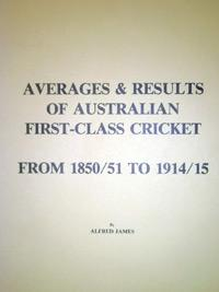 ALFRED JAMES (Statistician) signed copy of