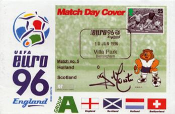 Ally-McCoist-signed-Euro-96-FDC