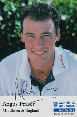 Angus-Fraser-autograph-signed-Middlesex-cricket-memorabilia-england-test-match-bowler-gus-selector-poster-signature-middx-ccc-cornhill-postcard