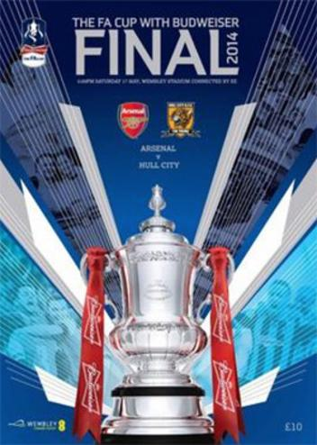 Arsenal-football-memorabilia-2014-fa-cup-final-programme-hull-city-wembley-stadium-3-2-extra-time-aaron-ramsey-may-afc-arsene-wenger-gunners-winners