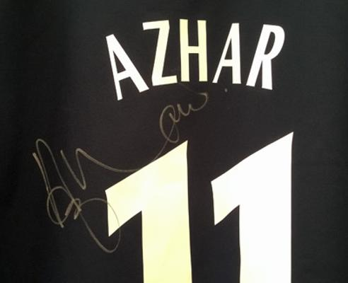Azhar-Mahmood-autograph-signed-kent-cricket-memorabilia-spitfires-pakistan-surrey-ccc-one-day-t20-playing-shirt-all-rounder-11