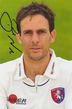 BRENDAN NASH-memorabilia-Kent-cricket-memorabilia-signed-photo-autograph