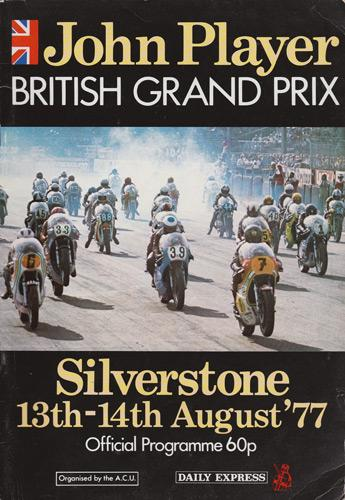 Barry-Sheene-autograph-signed-motor-cycle-bike-memorabilia-world-champion-1977-british-grand-prix-brands-hatch-programme-cover-silverstone