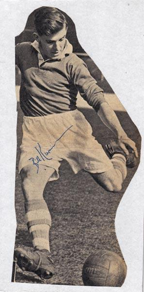 Billy-Kiernan-autograph-signed-charlton-athletic-football-memorabilia-addicks-cafc