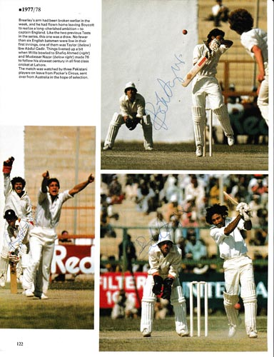 Bob-Taylor-autograph-signed-england-cricket-memorabilia-1977-78-pakistan-test-series-wicket-keeper-signature