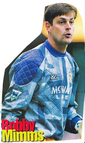 Bobby-Mimms-autograph-signed-Blackburn-Rovers-fc-football-memorabilia-signature-goalkeeper-goalie