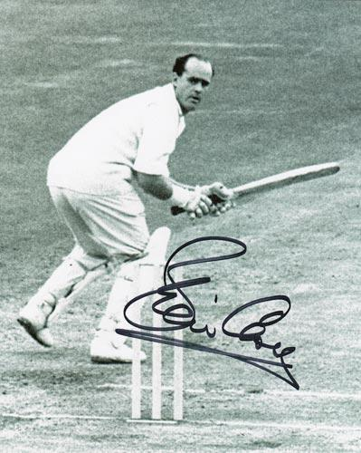 Brian-Close-autograph-signed-yorkshire-cricket-memorabilia-england-test-match-captain-somerset--yccc-portrait