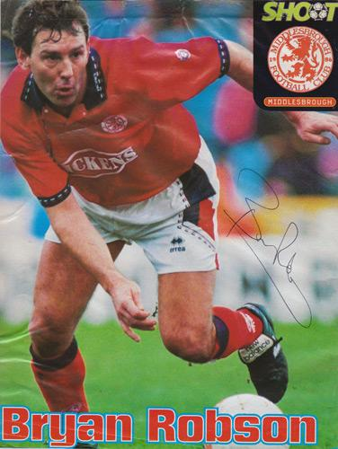 Bryan-Robson-autograph-signed-Middlesbrough-fc-football-memorabilia-england-midfielder-captain-marvel-man-utd-manchester-united-boro