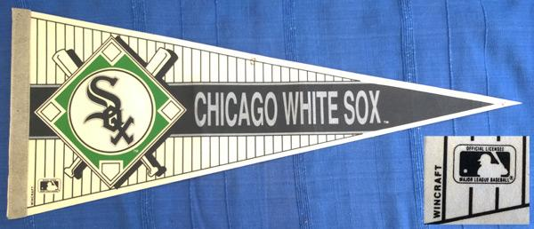 Chicago-White-Sox-memorabilia-MLB-major-league-baseball-pennant-chisox-pale-hose-wincraft