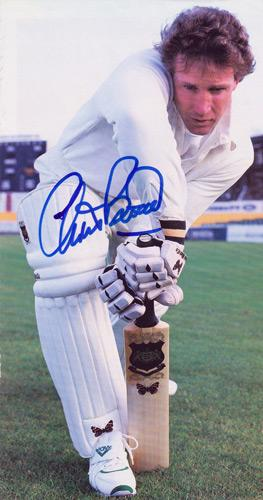 Chris-Broad-autograph-signed-Nottinghamshire-cricket-memorabilia-signed-CCC-Gloucs-England-test-opener-match-referee
