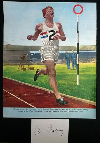 Chris-Chataway-autograph-sir-chris-chataway-memorabilia-signed-athletics-memorabilia-four-minute-mile-5000-metres-world-record-roger-bannister-brasher-mp