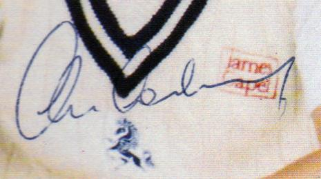 Chris-Cowdrey-autograph-signed-Kent-CCC-cricket-memorabilia-benefit-brochure-1989-England-captain-KCCC-signature