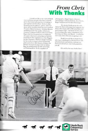 Chris-Penn-autograph-signed-kent-cricket-memorabilia-1996-benefit-brochure-testimonial-season-kccc