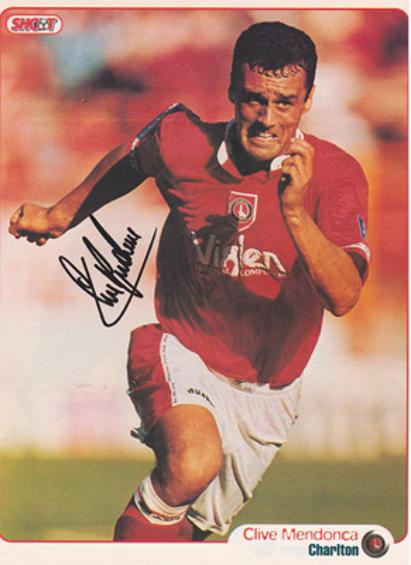 Clive-Mendonca-autograph-signed-charlton-athletic-football-memorabilia-1998-wembley-playoff-hat-trick-cafc-addicks-valley-sunderland-striker-centre-forward-signature
