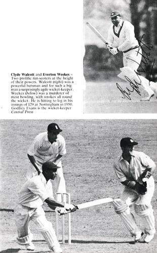 Clyde-Walcott-autograph-signed-west-indies-cricket-memorabilia-everton-weekes-sir-three-ws