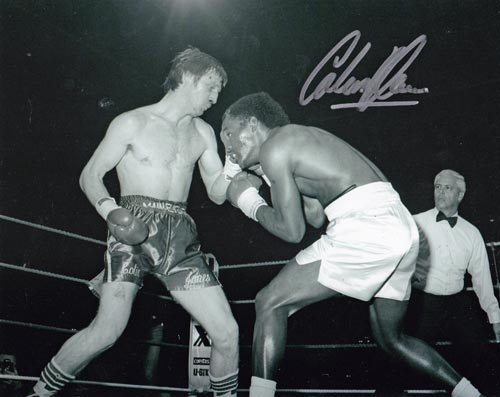 Colin-Jones-autograph-signed-boxing-memorabilia-welsh-welterweigth-british-champion-wales-boxer-olympics