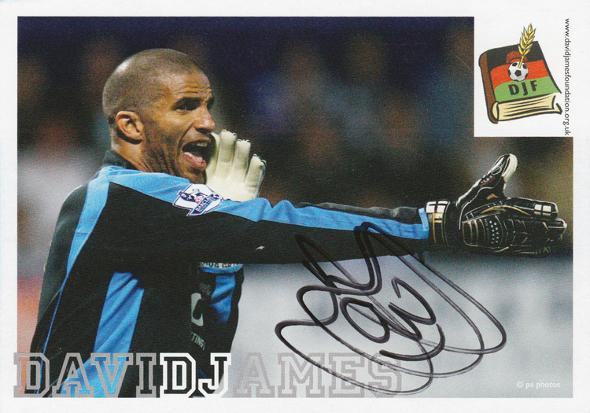 DAVID-JAMES-memorabilia-DJ-Foundation-Malawi-England-football-memorabilia-signed-photo-autograph