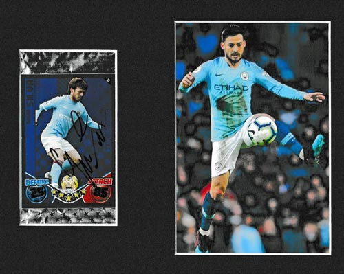 David-Silva-autograph-signed-man-city-football-memorabilia-spain-signature-manchester