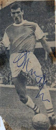 Derek-Dougan-autograph-signed-Peterborough-United-FC-football-memorabilia-Posh-Wolves-signature-Northern-Ireland-the-doog