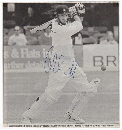 Ed-Smith-autograph-signed-kent-cricket-memorabilia-england-test-match-chairman-of-selectors-batsman-century-ton-kccc 2001