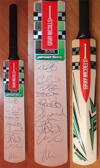 England-cricket-memorabilia-alastair-cook-signed-gray-nicolls-powerbow-blaze-mini-bat-ben-stokes-autograph-james-anderson-stuart-broad-bairstow-jos-buttler-joe-root-signature