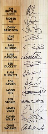 England-cricket-memorabilia-signed-Gray-Nicolls-bat-ODI-One-day-bangladesh-tour-2016-Buttler-Duckett-Woakes-Moeen-Ali-Billings-Bairstow-Roy-Ben-Stokes-autograph