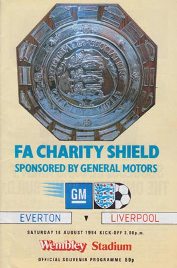 Everton-football-memorabilia-1984-FA-Charity-Shield-programme-liverpool-wembley-stadium-EFC
