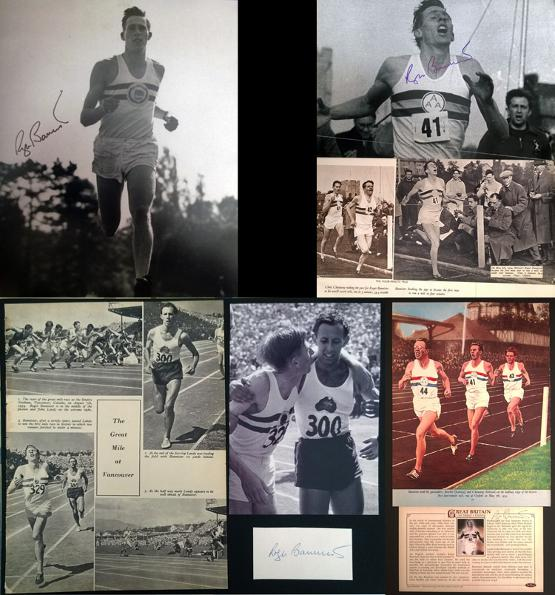 GBA-ATH-2-Roger-Bannister-autograph-signed-athletics-memorabilia-Graham-Budd-Auctions-Sports-Memorabilia-Four-Minute-Mile