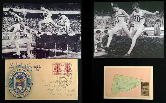 GBA-ATH-3-Chris-Brasher-autograph-John-Disley-signed-athletics-Graham-Budd-auctions-sports-memorabilia-sothebys-london-marathon-steeplechase