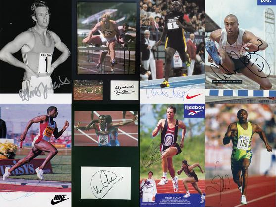 GBA-ATH-4-David-Hemery-autograph-signed-athletics-David-Jenkins-Linford-Christie-Colin-Jackson-Kriss-Akabusi-Allan-Wells-Graham-Budd-auctions-sports-memorabilia-sale-sothebys