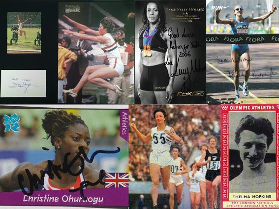 GBA-ATH-4-Kelly Holmes-autograph-signed-athletics-Mary Rand Paula Radcliffe Sally Gunnell Tessa Sanderson-Graham-Budd-auctions-sports-memorabilia-sale-sothebys.jpg