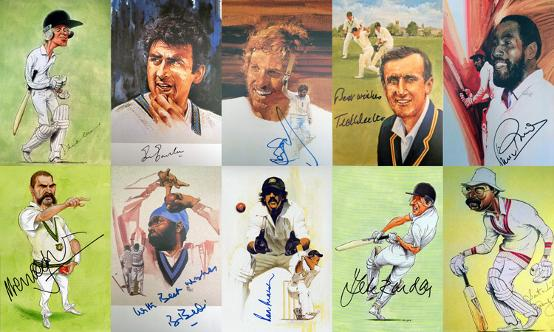 GBA-CKT-1-Ian-Botham-autograph-signed-cricket-memorabilia-Vic-Richards-Clive-Lloyd-Rod-Marsh-David-Gower-Gavaskar-Bedi-Graham-Budd-Auctions-sporting-memorabilia-Sothebys