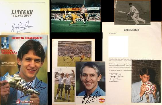 GBA-FOOT-Gary-Lineker-autograph-signed-football-England-Match-of-the-day-Spurs-Everton-Golden-Boot-Walkers-Crisps-Graham-Budd-auctions-sports-memorabilia-sale-sothebys