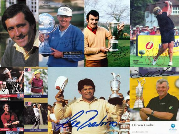 GBA-GOLF-Seve-Ballesteros-autograph-signed-golf-Colin-Montgomery-Corey-Pavin-Paul-Azinger-Lee-Trevino-Graham-Budd-auctions-sports-memorabilia-sale-sothebys