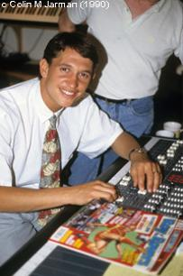 Gary Lineker Europe United Roy of the Rovers football record recording studio