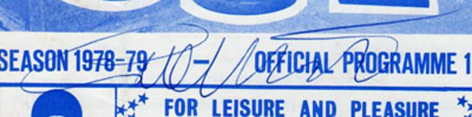 Geoff-Hurst-autograph-Sir-Geoff-Hurst-memorabilia-signed-England-1966-World-Cup-Football-memorabilia-Telford-United-manager-Margate-FC-southern-league-1978-signature